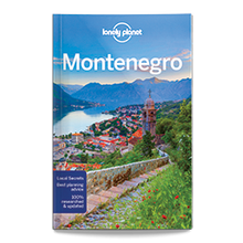 Lonely Planet Montenegro 3th Edition