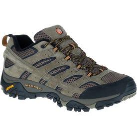 Merrell® Moab 2 Ventilator Men's Shoe - Walnut