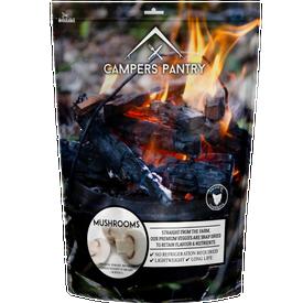 Campers Pantry Mushrooms - Single Serve