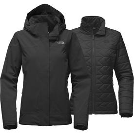 The North Face Carto TriClimate Jacket Women's - TNF Black
