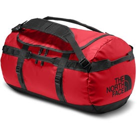 The North Face Base Camp Duffel Bag S - TNF Red / TNF Black