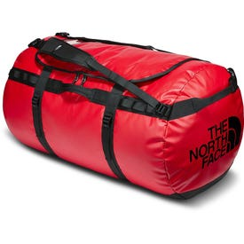 The North Face Base Camp Duffel Bag XXL - TNF Red / TNF Black