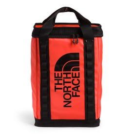 The North Face Explore Fusebox Daypack 26L - Flare/TNF Black