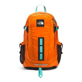 The North Face Hot Shot SE 30L Daypack - Red Orange / Transantarctic Blue
