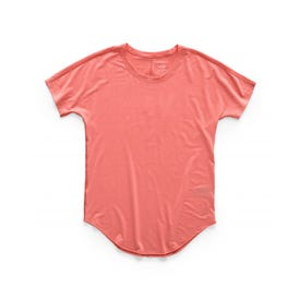 The North Face Workout SS Tee Women's - Spiced Coral