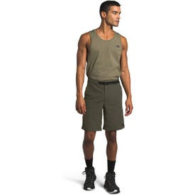 """The North Face Paramount Trail Short 10"""" Men's - New Taupe Green"""