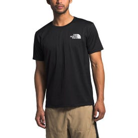 The North Face Reaxion Tee Men's - TNF Black