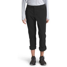 The North Face Paramount Mid Rise Pant Women's - TNF Black