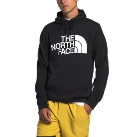 The North Face Half Dome Pullover Hoodie Men's Online Only - TNF Black