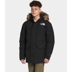 The North Face McMurdo Parka Men's - TNF Black