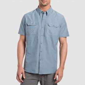 Kühl Airspeed SS Shirt Men's - Bluestone