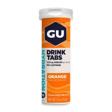 Gu Hydration Drink Tabs - Lemon Lime