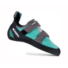 Scarpa Origin Rock Shoe Women's - Green Blue