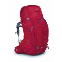 Osprey Ariel Plus 85 Pack Women's - Carnelian Red