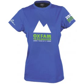 Oxfam Trail Walker Tee 100k 2020 Women's