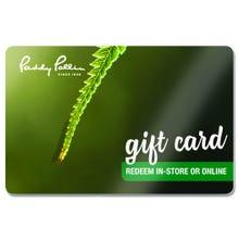 Paddy Pallin Gift Card - Fern