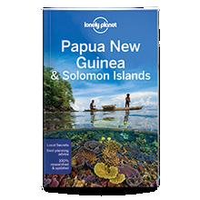Lonely Planet Papua New Guinea & Solomon Islands 10th Edition