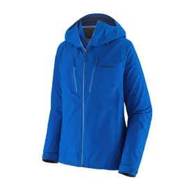 Patagonia Triolet Gore-Tex Jacket Women's - Alpine Blue