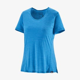 Patagonia Cap Cool Lightweight SS Shirt Women's - Joya Blue