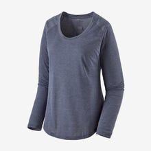 Patagonia Capilene Cool Trail Long Sleeve Shirt Women's - Classic Navy