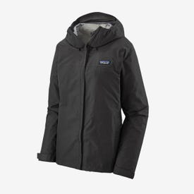 Patagonia Torrentshell 3l Jacket Women's - Black
