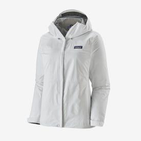 Patagonia Torrentshell 3l Jacket Women's - Birch White
