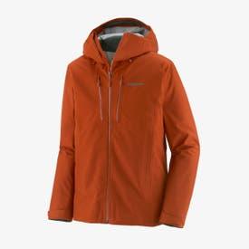 Patagonia Triolet Gore-Tex Jacket Men's - Sandhill Rust