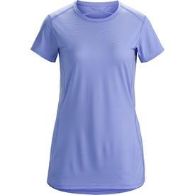 Arc'teryx Phase SL Crew SS Shirt Women's - Dreamscape