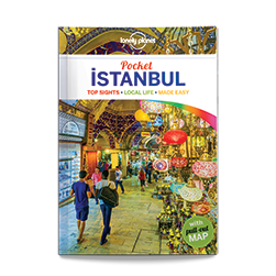 Lonely Planet Istanbul 6th Edition