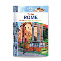 Lonely Planet Pocket Rome 5th Edition