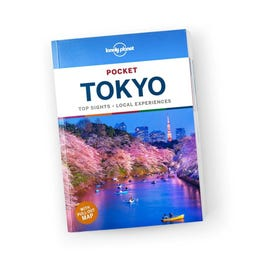 Lonely Planet Pocket Tokyo 7th Edition