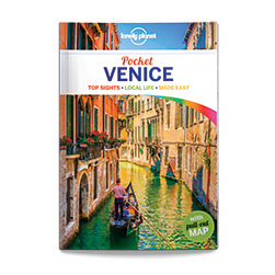 Lonely Planet Pocket Venice 4th Edition