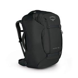 Osprey Porter 65 Duffel Bag - Black