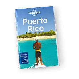 Lonely Planet Puerto Rico 7th Edition