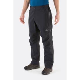 Rab Kangri Gore-Tex 32 inch Pants Men's - Black