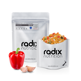 Radix Expedition - Mexican Chilli with Grass-Fed Beef