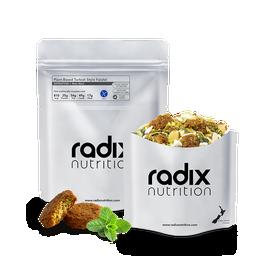 Radix Expedition - Plant Based Turkish Style Falafel