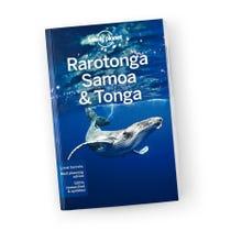 Lonely Planet Rarotonga, Samoa & Tonga 8th Edition