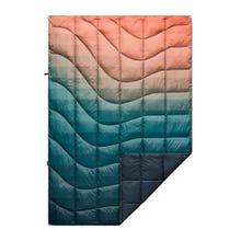 Rumpl Nanoloft Blanket 1P - Patina Pixel Fade