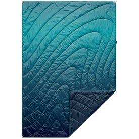 Rumpl The Original Puffy Blanket 1P - Ocean Fade