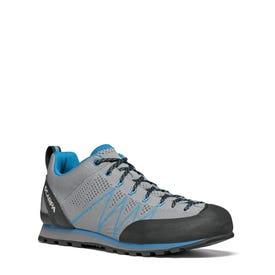 Scarpa Crux Air Shoe Men's - Smoke / Lake Blue