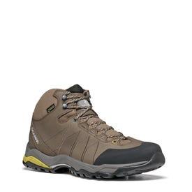 Scarpa Moraine Plus Mid GTX Boot Men's - Charcoal / Sulphur Green