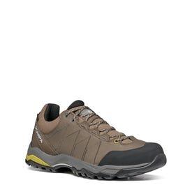 Scarpa Moraine Plus Gore-Tex Shoe Men's - Charcoal / Sulphur Green