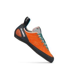 Scarpa Helix Rock Shoe Women's - Mandarin Red