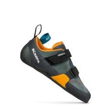 Scarpa Force V Rock Shoe - Mangrove / Papaya