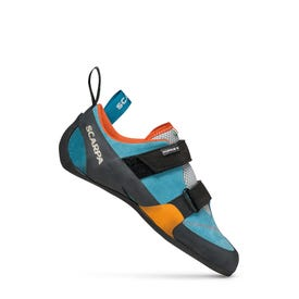 Scarpa Force V Rock Shoe Women's - Icefall / Mandarin