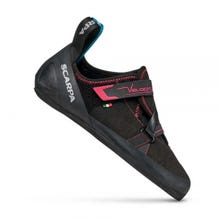 Scarpa Velocity Rock Shoe Women's - Black / Raspberry