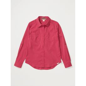 ExOfficio Ballina UPF 50 LS Shirt Women's - Tea Rose