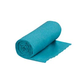 Sea to Summit Airlite Towel - Pacific Blue