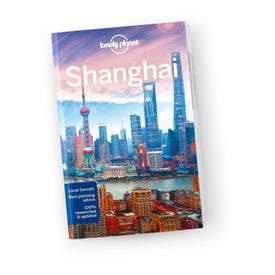 Lonely Planet Shanghai 8th Edition